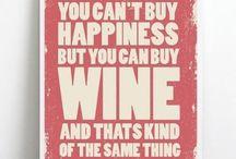wine / :)