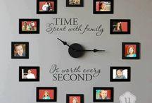 reloj familiar