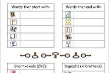 balanced literacy / by Kechara Partin