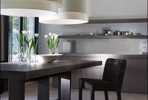 Ultra modern dining rooms