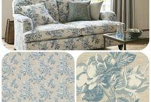 Sanderson / Designer fabrics by Sanderson