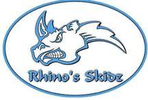 Rhino's Skidz - custom skid plates for 2007 to 2015 Chevy and GMC Trucks / Rhino's Skidz - a division of Carolina Classic Trucks Inc. now producing high quality polished Aluminum custom skid plates for trucks and SUV's.