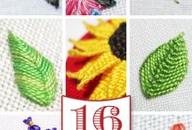 Embroidery :: Ribbon/Creative/Crewel