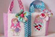 Lasten käsilaukku