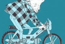 illustration / by Carlos Oyarzun