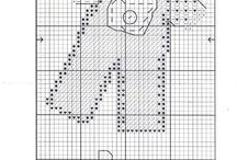 New baby cross stitch
