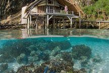 bucket list: must travel around Indonesia