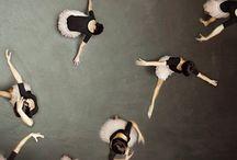 Modern dance!