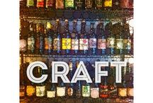 Crafty Beer / I just like the bottles  / by Luciann Szokoli