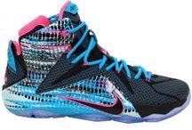 B-ball shoes