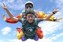 Skydives
