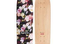 Skate, surf
