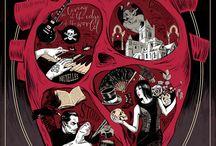 Dublin's Gothic Heart / by Bram Stoker Festival Dublin