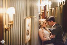 Creative Wedding Shots / Creative, funny wedding shots with beautiful couples.