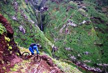 Mountain Biking & Bike Tours in Madeira Island / Mountain Biking in Madeira Island – Come and discover Madeira on wheels, riding an all-terrain bike along levadas, unpaved roads and obstacles in the island's forest!   More info & Bookings: http://madeira.best/product-category/land/mountain-biking/