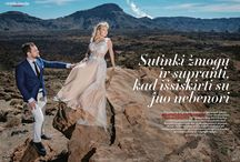 Barefoot Bride in 'ZMONES' magazine!