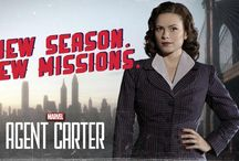 Hayley Atwell: AGENT CARTER