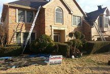 Roofing / Some different roofing projects we have worked on in the DFW area.