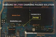 smart phone schematic
