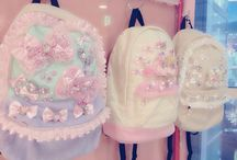 fairy kei/decora/cute stuff