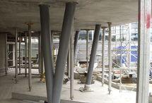 Columns/pivots