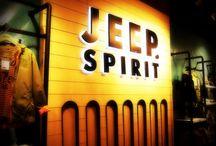 Jeep Spirit, General design for China