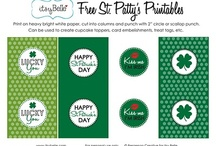 St. Patricks Day / by Christy of Itsy Belle