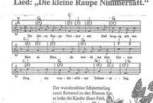 Kindergarten - Raupe Nimmersatt