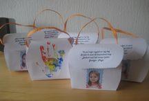 Goodie bags, bolsitas para cumpleaños, Traktaties / Goodie bags for kids birthday party
