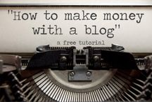Blogging / by Brie Stott