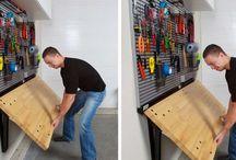 Idées pour le garage