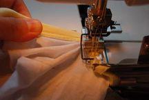 обработка бейкой с помощью окантователя маленьких радиусов