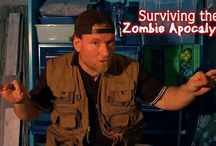 "Surviving the Zombie Apocalypse / Our new web series ""Surviving the Zombie Apocalypse"" view our trailer and series here: https://www.youtube.com/channel/UCabWNwT4xULG8ccATDkfaTw"