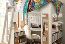 Teenage Girl Loft Bedrooms