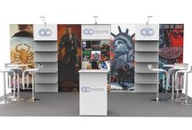 10 x 20 Trade Show Booths / We offer numerous 10 x 20 trade show booth designs for rental or purchase. We offer two distinctly different solutions. Everything we provide is tailored to your needs, goals, budget, and with turnkey service.
