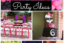 monster high party / by anndrea chavez