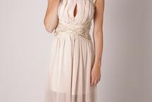 style - dresses / by Ilona Belous