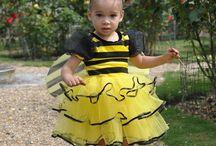 Bugs and Butterfly Fancy Dress