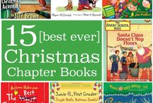 Favorite Christmas Books For Kids / Story and picture Christmas holiday board, hard cover, soft cover books for children and kids of all ages.