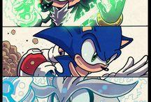 silver,sonic y shadow