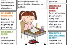 School - Literacy / by Leslee Shepler