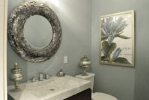 Bathroom colors and ideas for my mama