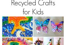 Crafts From Recycables