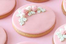 Sušenky (Cookie decorating idea)