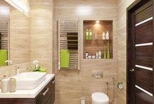 Fürdőszobák, amik tetszenek