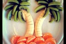 """FRUITS & VEGETABLES"" / by Azza Shesheny"