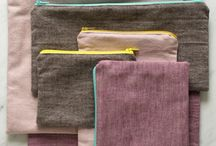 Sewing - pouches