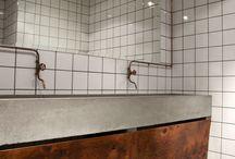 bathroom / by TONIC ROOM