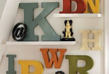 Kids Office DIYs / by The Painted Home