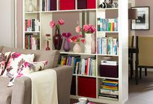 Tay bookcases